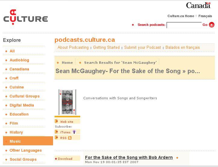 Culture.ca