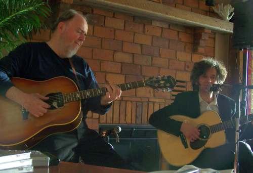 Noah Zacharin and Brian Blain